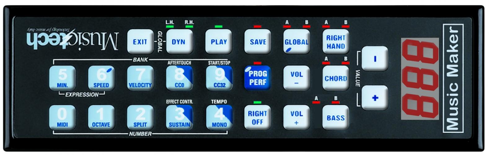 Music Maker Digital Sound