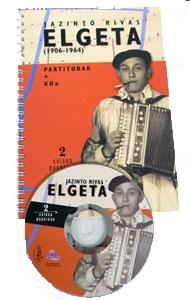 Jazinto Rivas ELGETA + CD