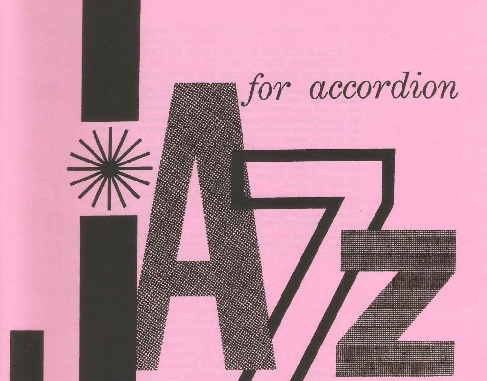 JAZZ METHOD ACCORDION 1