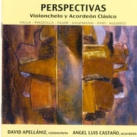 PERSPECTIVAS, Duo Cello y Acordeón