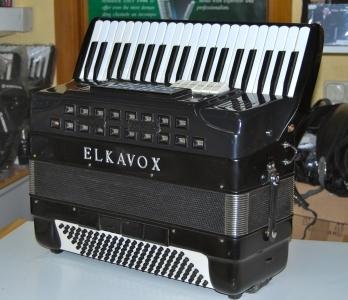 ELKAVOX con Midi