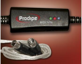 Prodipe Midi-USB