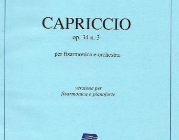 Capriccio OP 34 N 3