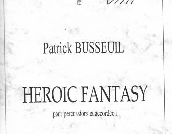 Héroic Fantasy