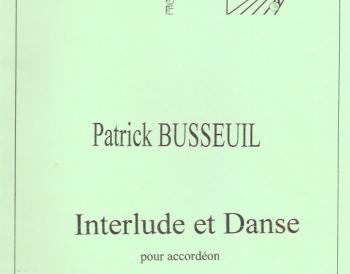 Interlude et Danse