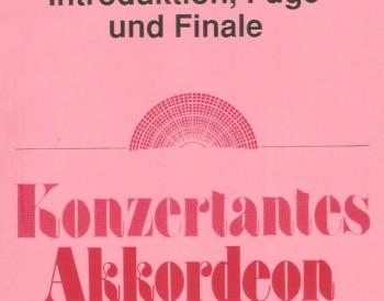 Introduktion, Fugue und Finale