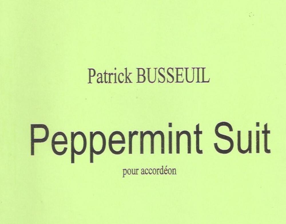 Peppermint Suit